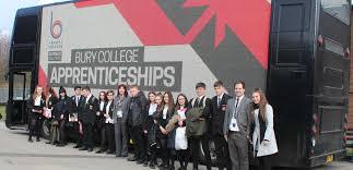 bury college apprenticeships