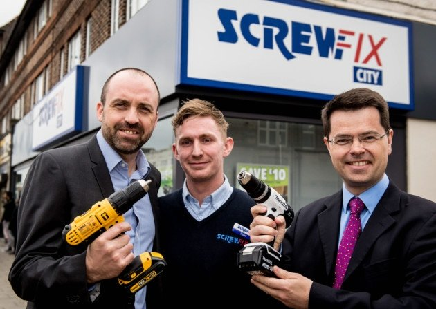 screwfix apprenticeships