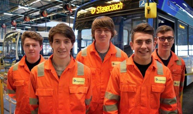 Stagecoach Apprenticeships