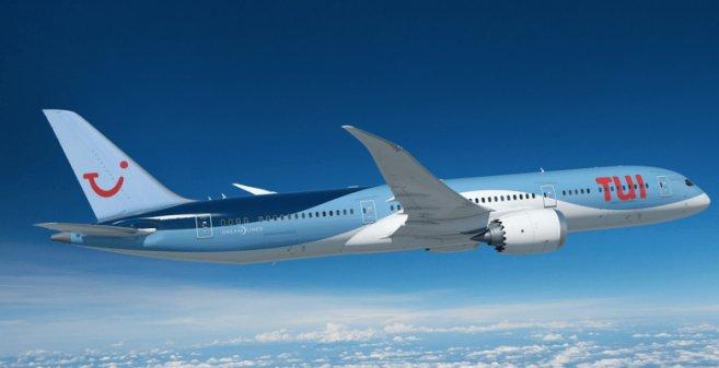 TUI apprenticeships plane