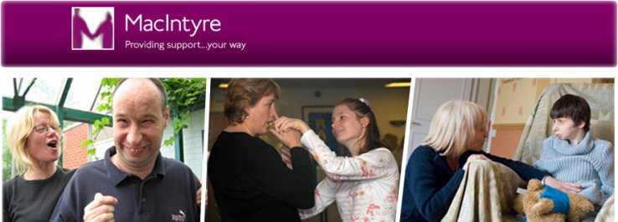 MacIntyre care apprenticeships