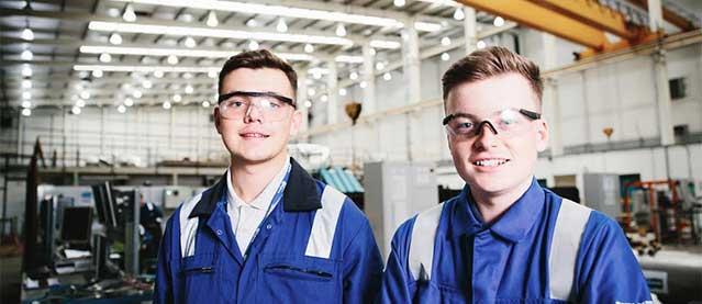 Doosan Babcock apprenticeships