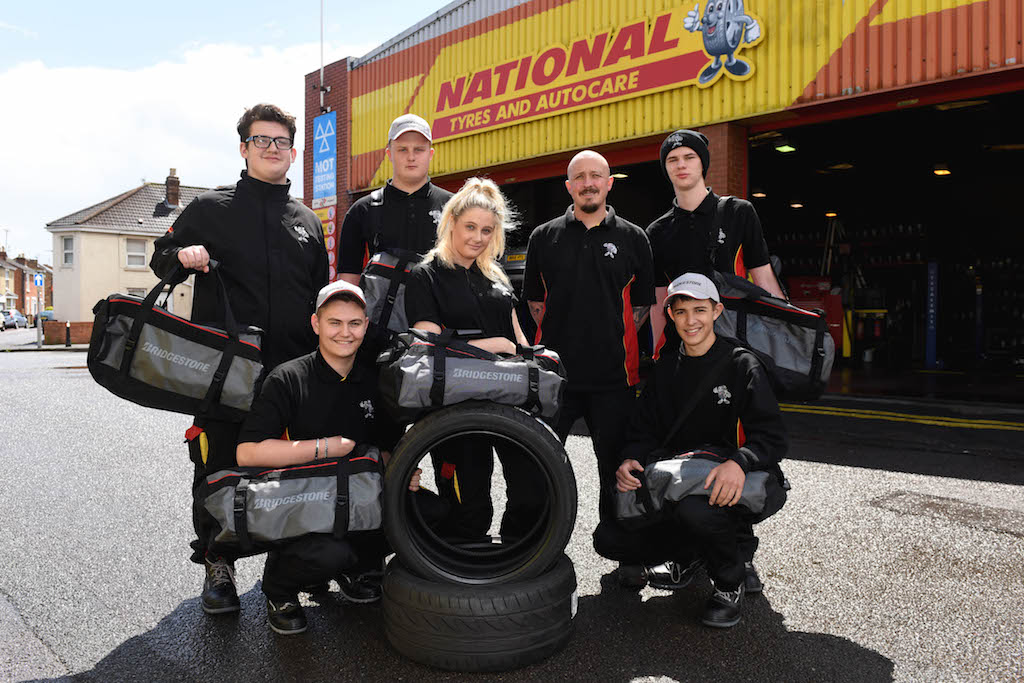 National Tyre Service Apprenticeships