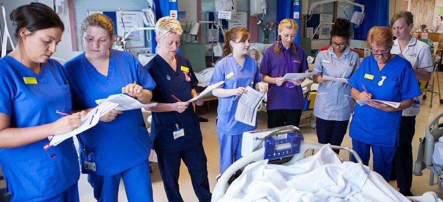 Northern Devon Healthcare NHS apprenticeships