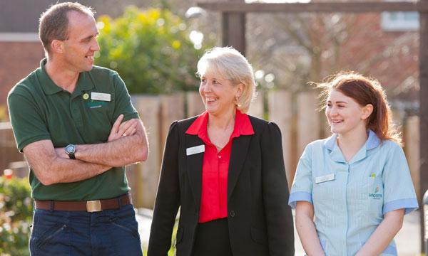 barchester healthcare apprenticeships