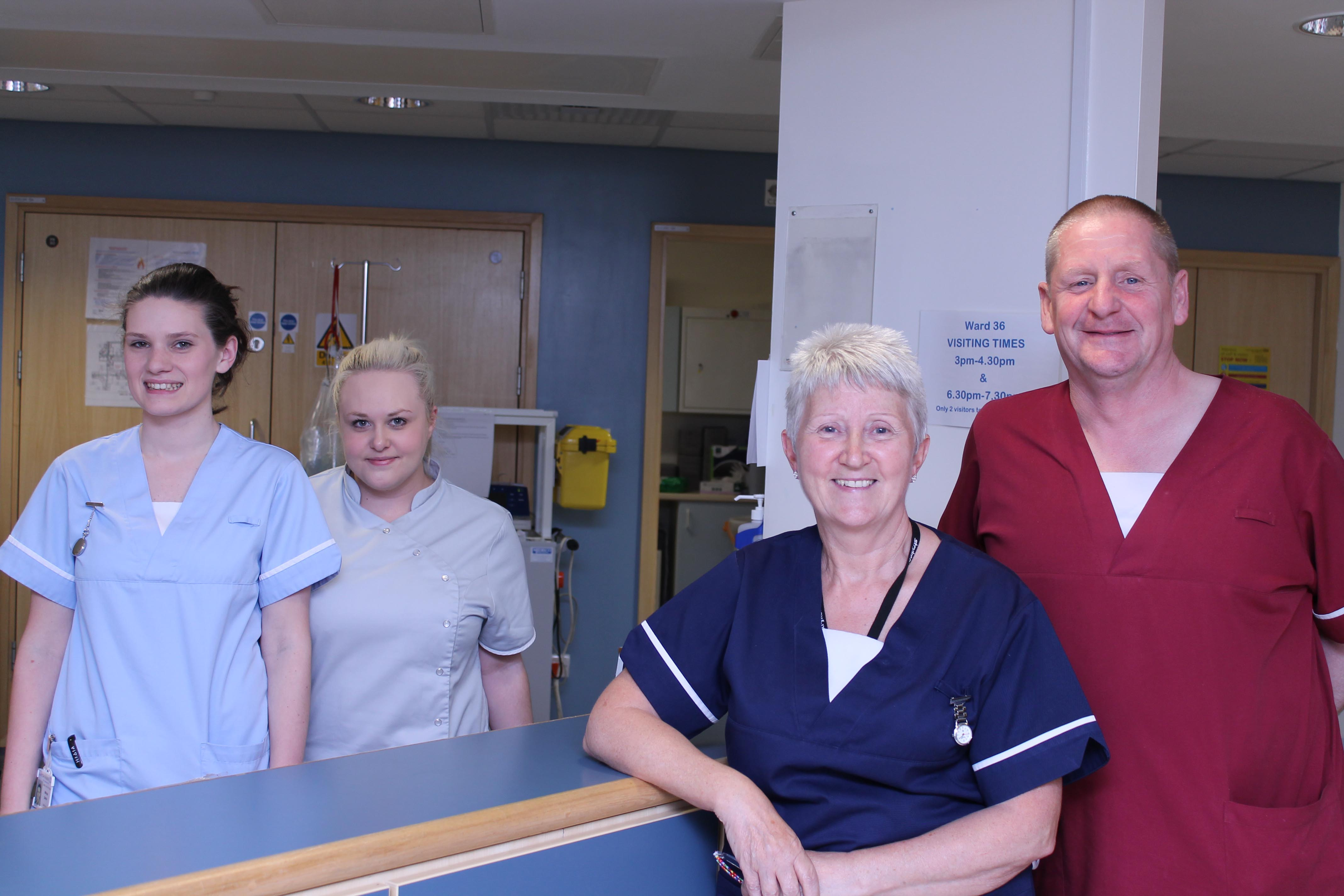 south tees hospitals NHS apprenticeships