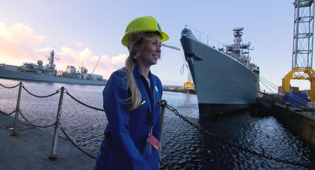 Devonport Royal Dockyard Apprenticeships