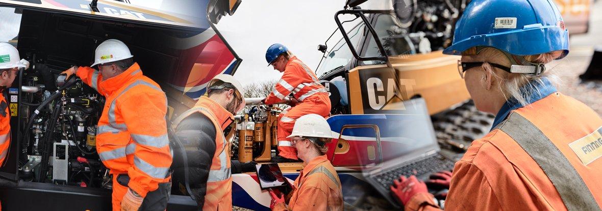 Finning Apprenticeships