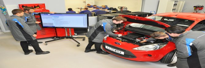 Ford Apprenticeships