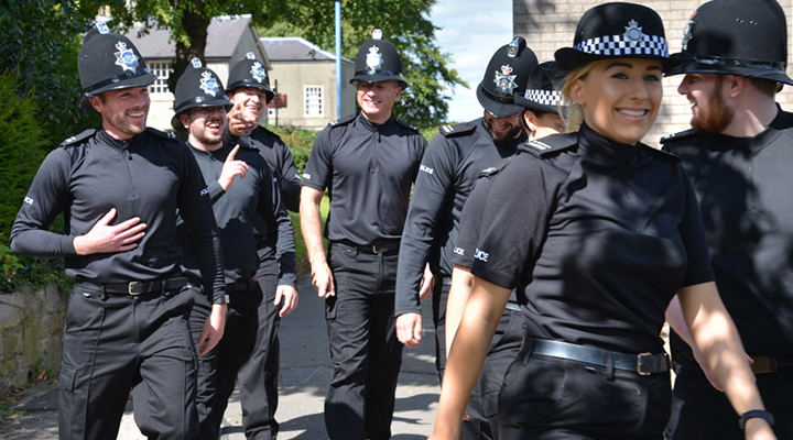 Derbyshire constabulary apprenticeships