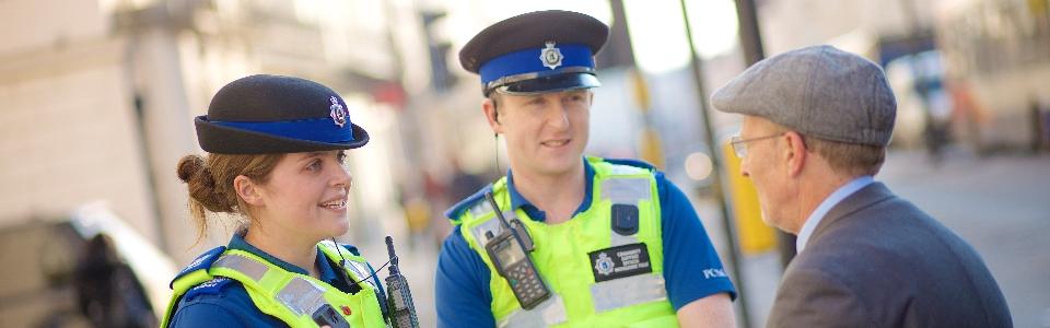 Warwickshire Police Apprenticeships