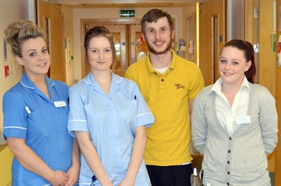 Worcestershire health and care NHS Trust apprenticeships