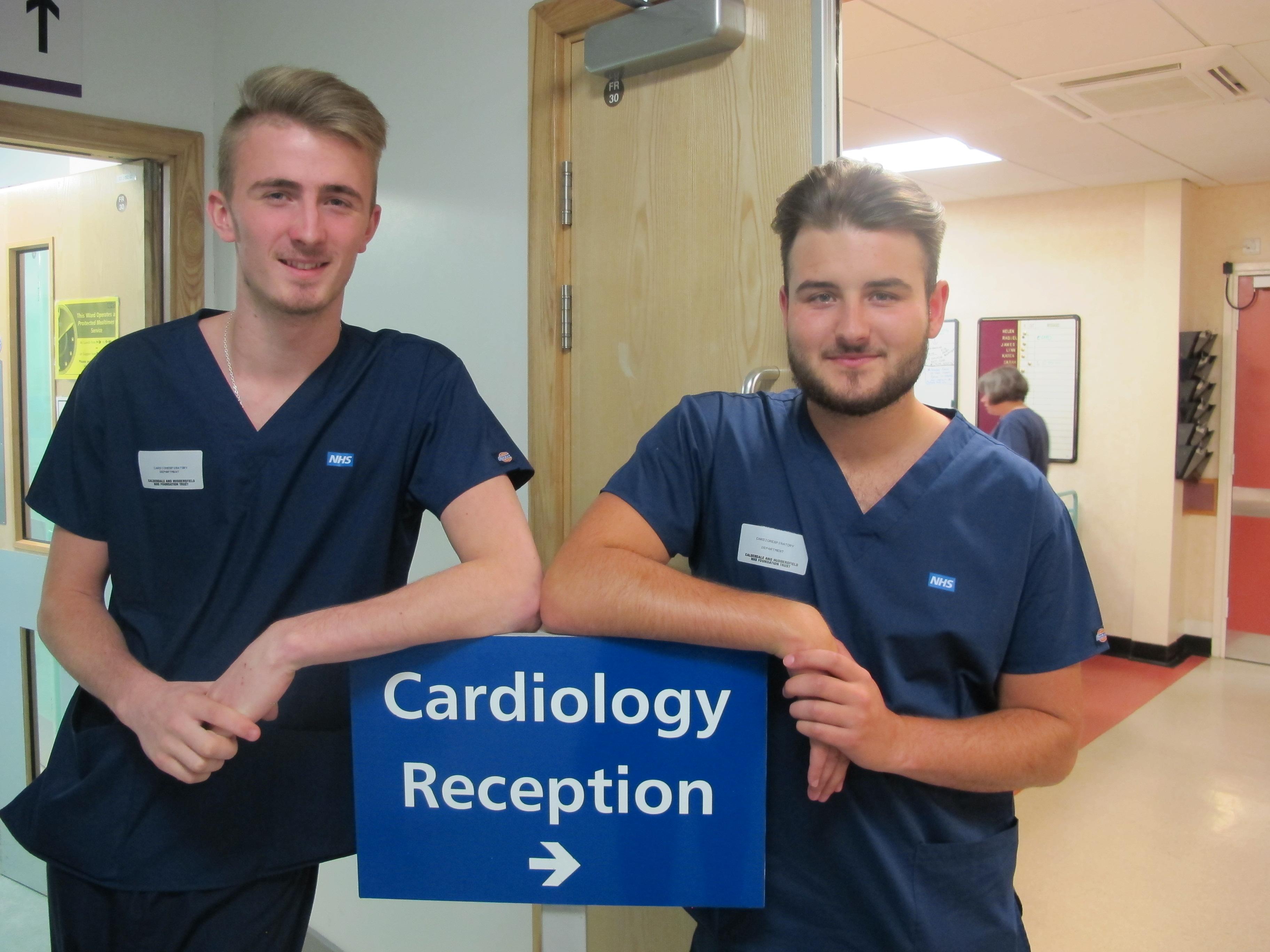 calderdale and huddersfield nhs foundation trust apprenticeships