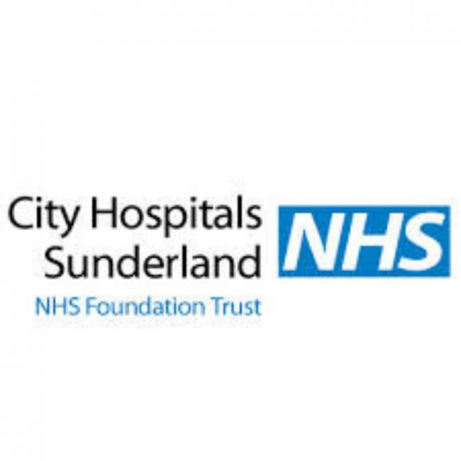 City hospitals sunderland logo