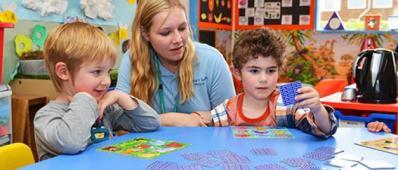 London skills for growth apprenticeships childcare
