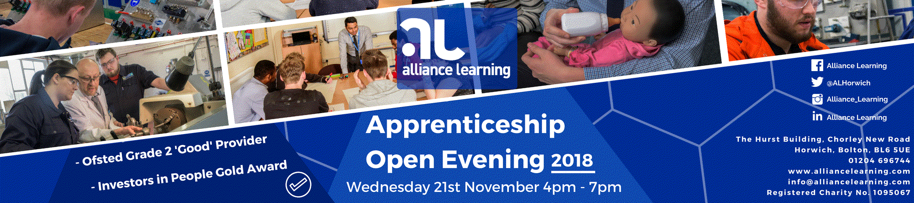 Alliance learning apprenticeships