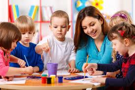 Bedford College Apprenticeships childcare