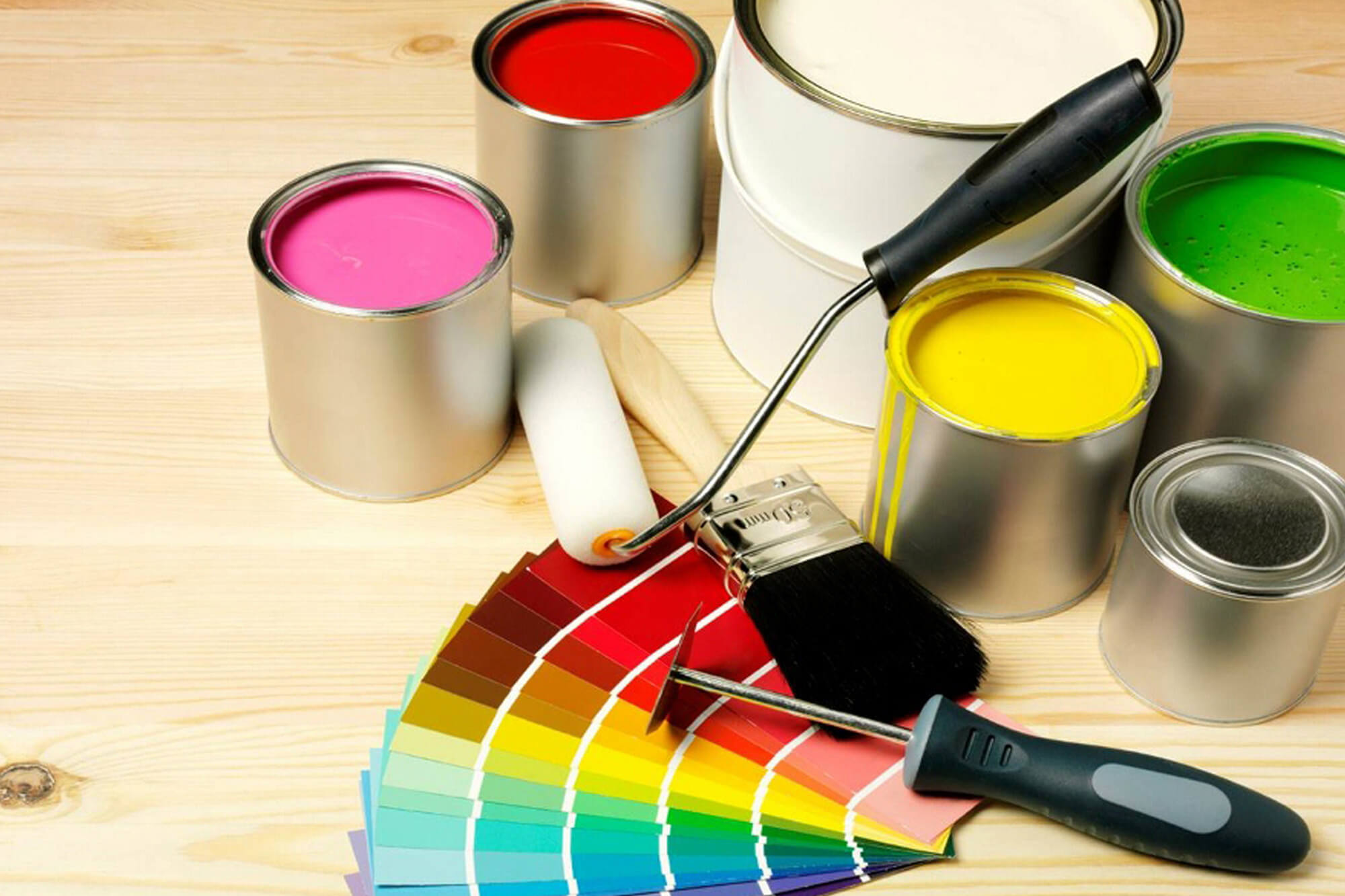 Bedford College Apprenticeships painting and decorating