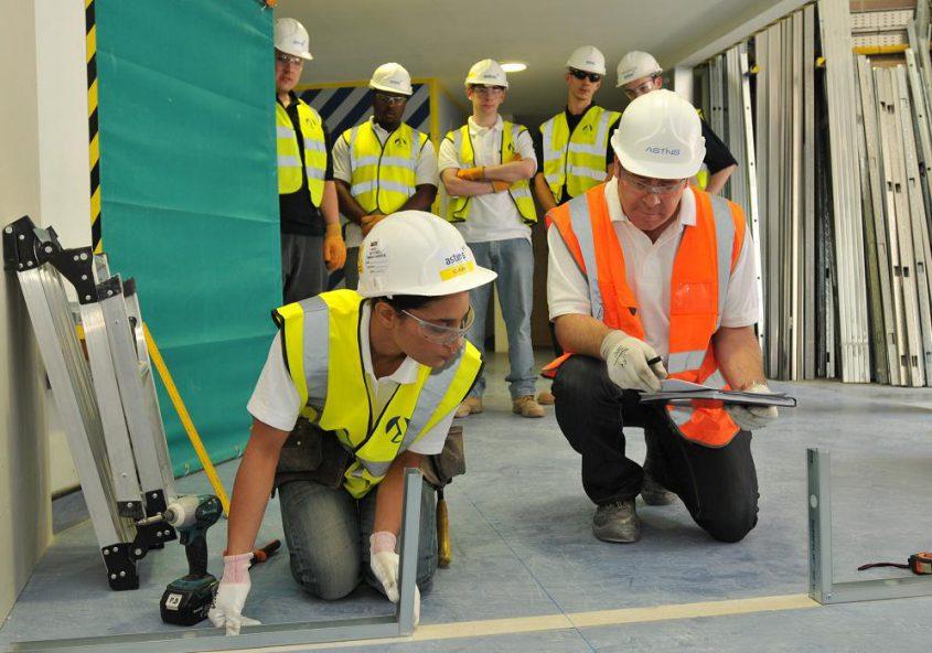 Bishop burton college apprenticeships construction