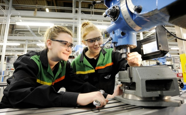 Bishop burton college apprenticeships food and manufacturing