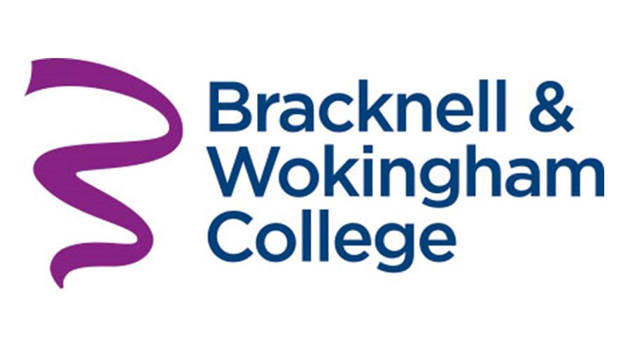 Bracknell and Wokingham College logo