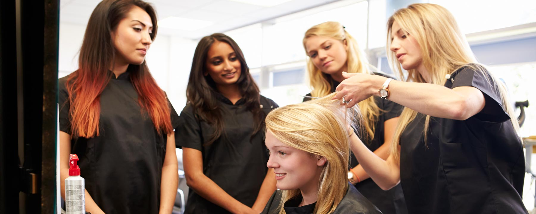 London skills for growth apprenticeships hairdressing