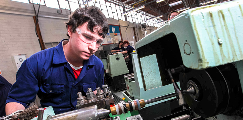 bishop auckland college apprenticeships engineering
