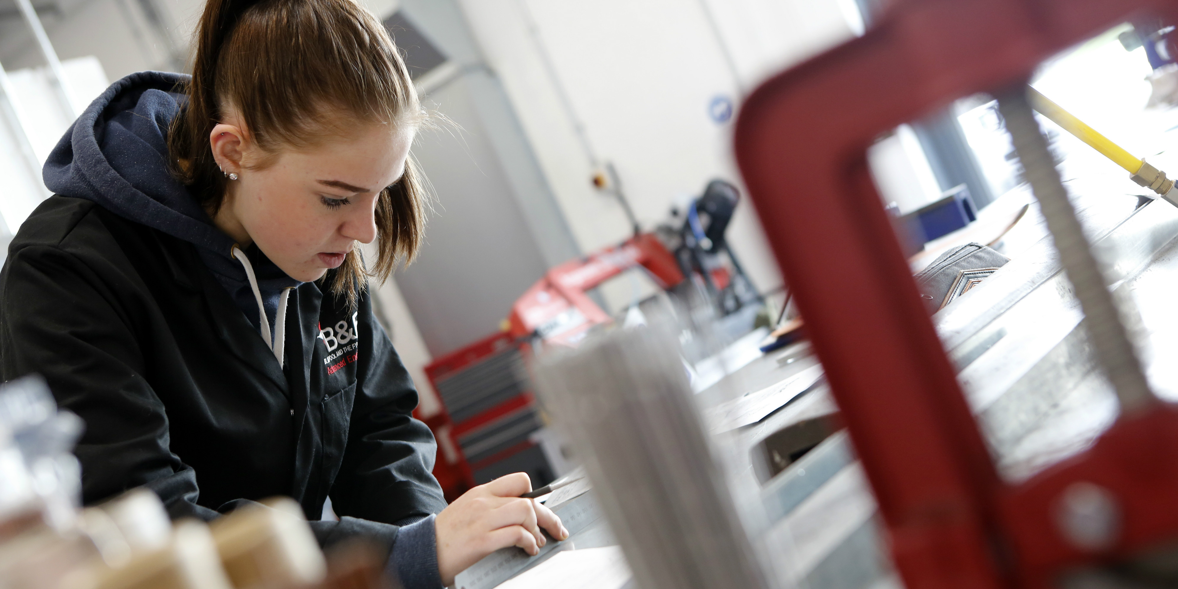 blackpool and fylde college apprenticeships