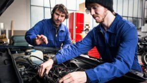bradford college apprenticeships motor vehicle