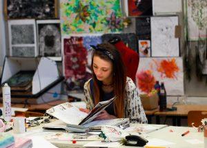 bridgwater and taunton college apprenticeships art design and media