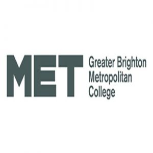greater brighton met college logo
