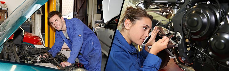 motor vehicle apprenticeships