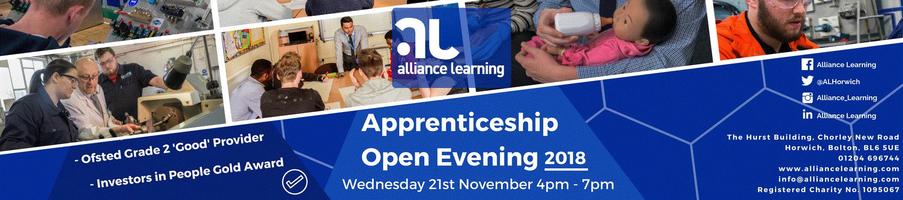 Alliance learning apprenticeships