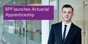 bpp actuarial apprenticeships