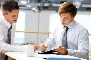 bradford college apprenticeships business services