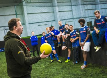 Westminster City Council apprenticeships community sports and health officer