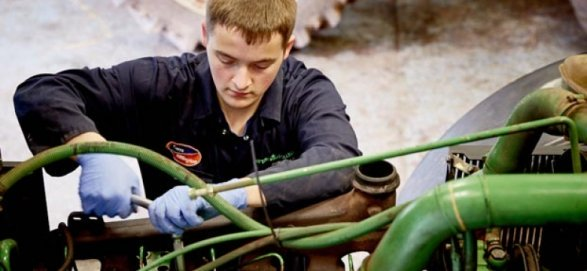 brooksby melton college apprenticeships landbased engineering