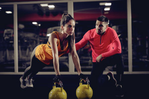 Become a PT at Fitness First
