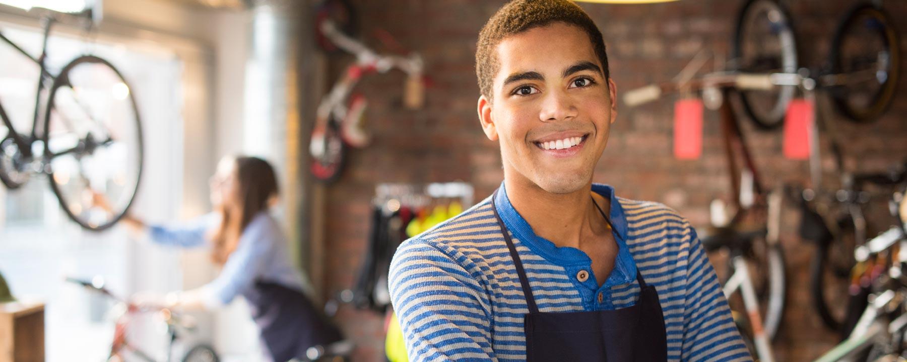 ITEC apprenticeships customer service