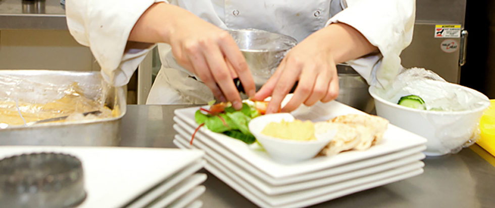 brockenhurst college apprenticeships hospitality and catering