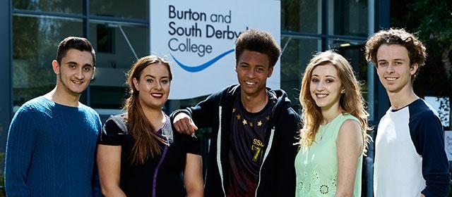 burton and south derbyshire college apprenticeships