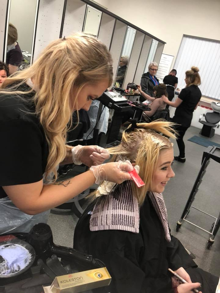 central training group apprenticeships hairdressing