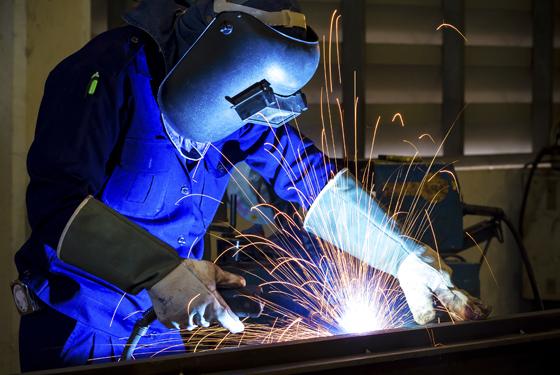 chesterfield college apprenticeships welding
