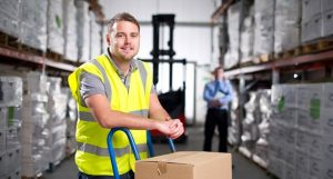 Herefordshire and Worcestershire Group Training Association Apprenticeships warehouse