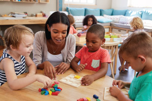 Become a Qualified Teaching Assistant