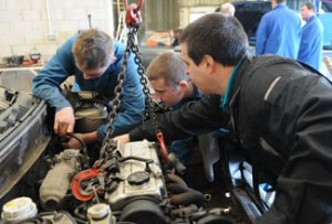 east riding college apprenticeships vehicle mainteance