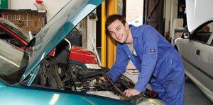 exeter college apprenticeships motor vehicle