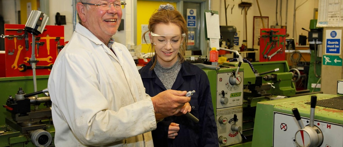 the henley college apprenticeships engineering
