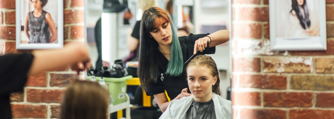 the henley college apprenticeships hair and barber