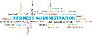 dc training apprenticeships business admin